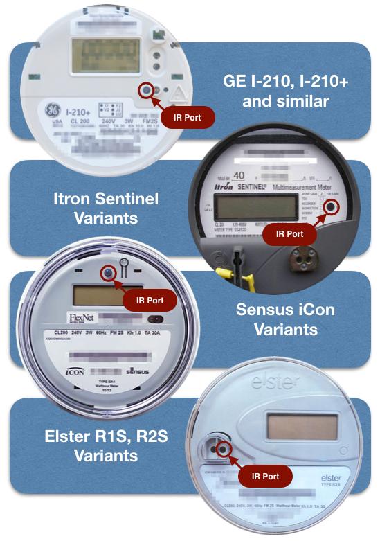 Wattvision Sensor | Wattvision com
